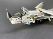 F-8E Crusader - 1/72