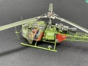 SE.313B Alouette 1/72